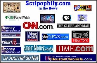See news reports on Scripophily at ScripophilyNews.com