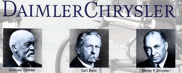 Daimler chrysler commercial vehicle