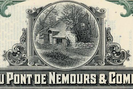 e i du pont de nemours Eleuthere irenee du pont de nemours, a french chemist who had emigrated to the us, opened a plant near wilmington, del, on may 1, 1804, to manufacture gunpowder mr du pont found his first.