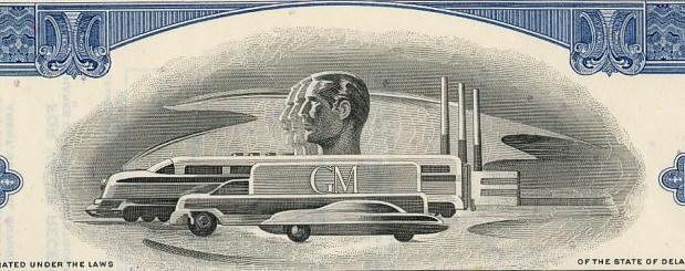 General Motors Corporation Specimen Pre Bankruptcy