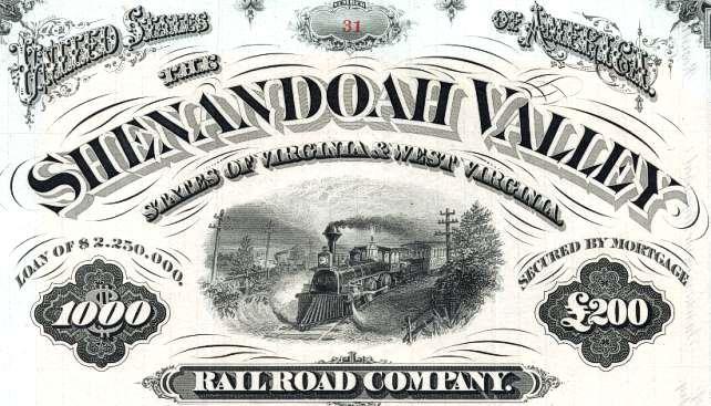 Shenandoah Valley Line