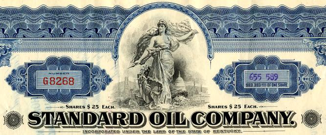 a overview of john drockefeller and standard oil One of those children was john d rockefeller, who became the world's first billionaire after founding standard oil  but a summary overview of the many details he.