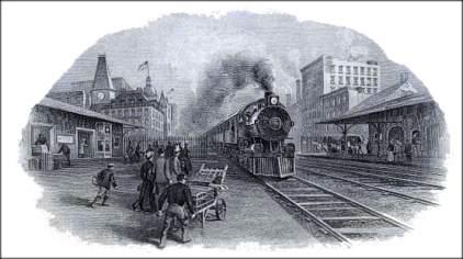 $1,000 Chicago Rock Island /& Pacific Railroad Bond Stock Certificate