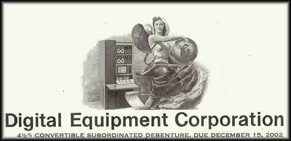 Digital Equipment Corporation - DEC ( Pre Compaq and HP