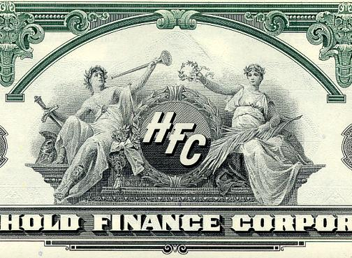 household finance corp Household Finance Corporation - Delaware 1962